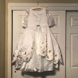 Disney Little Mermaid Designer wedding dress 9/10